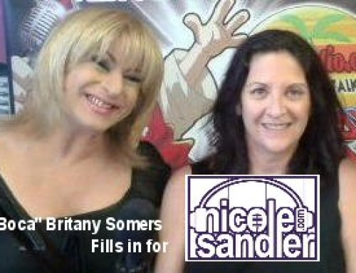 2-16-17 The Nicole Sandler Show with Brit Somers Filling In