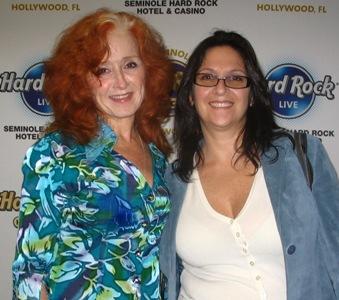 Bonnie Raitt and Nicole