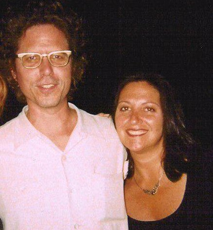 The Jayhawks' Gary Louris with Nicole Sandler