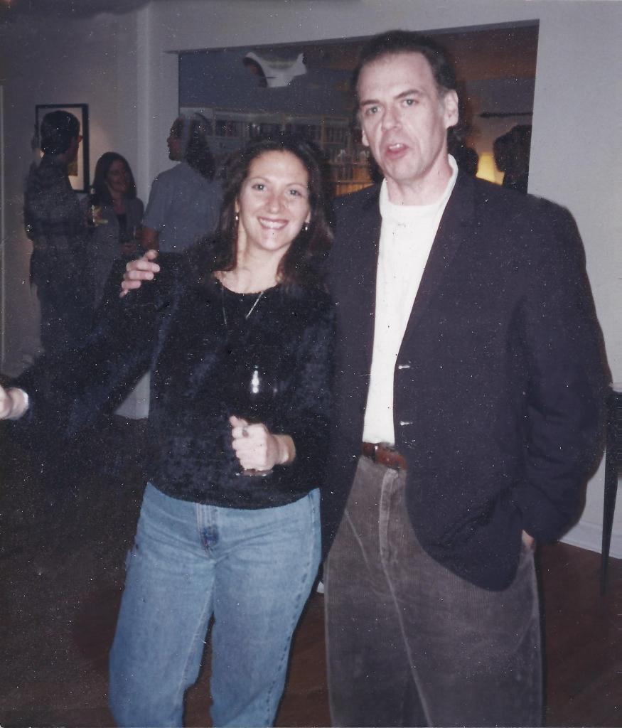 John Hiatt with Nicole Sandler