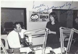 NY Gov Mario Cuomo-autographed