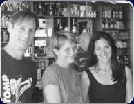 Shawn Colvin with Nicole Sandler & Chuck Moshontz - KSCA Starbucks remote Santa Monica