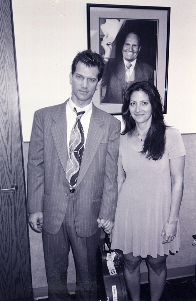 Chris Isaak & Nicole
