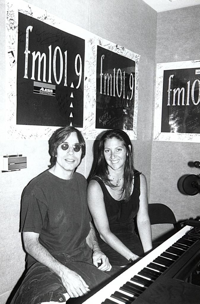 Jackson Browne & Nicole Snadler