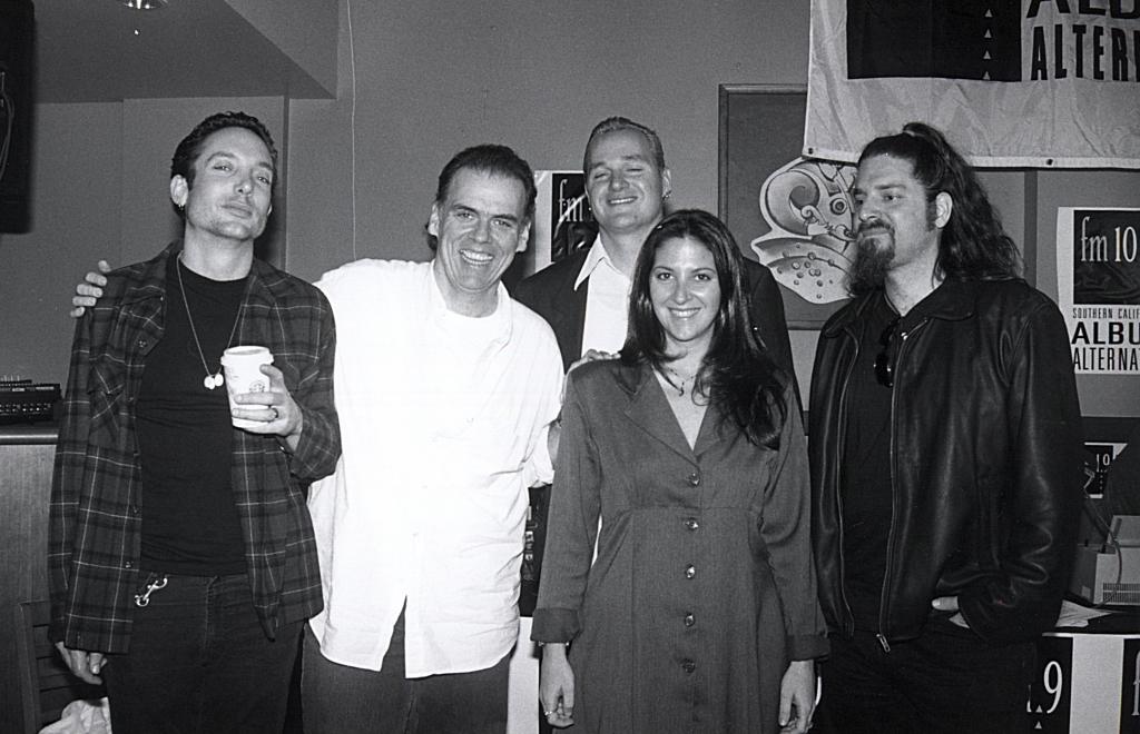 John Hiatt with Nicole Sandler - Starbucks remote KSCA
