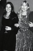 Joni Mitchell with Nicole Sandler