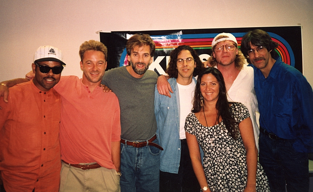 Kenny Loggins & band with Nicole Sandler,  Mark & Brian - KLOS