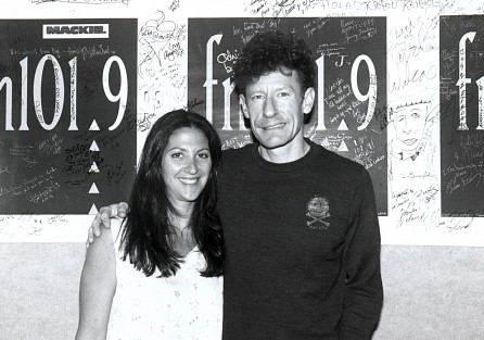 Lyle Lovett with Nicole Sandler