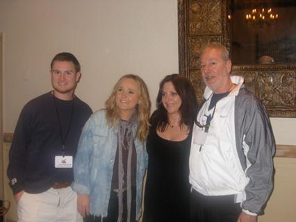 Melissa Etheridge with Nicole & David and Max Sloane - Sunset Sessions