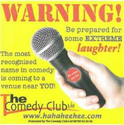 laugh comedy club