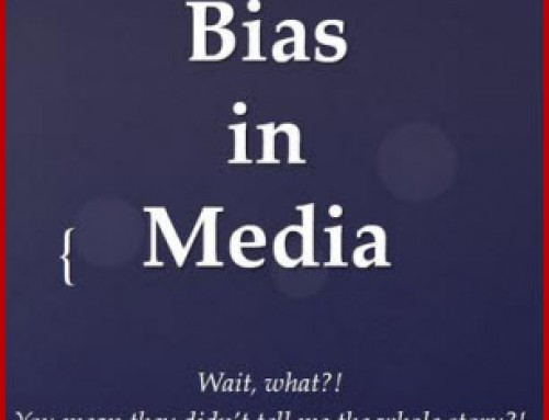Media Bias Sunday Talk scoreboard! GOP 5, Dems 3 #LibrulMediaMyAss