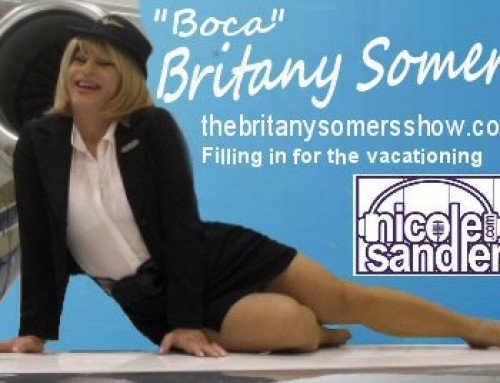 The Nicole Sandler Show – Day 2 of Brit Filling In