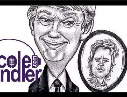 3-17-17 Nicole Sandler Show – The Luck of the Irish & the Narcissism of the D'ump