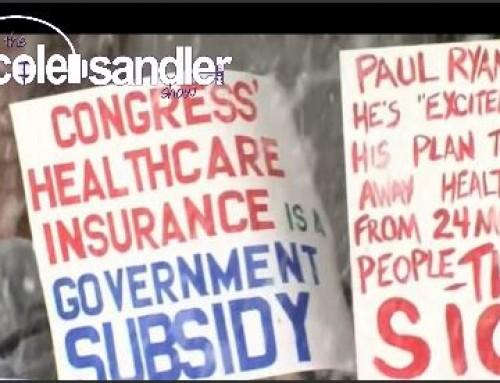 3-23-17 Nicole Sandler Show –  Obamacare, SCOTUS, Surveillance, Oh My,