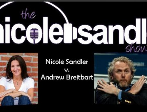 3-24-17 Nicole Sandler Show – Flashback to 10-7-2008: Debating Andrew Breitbart