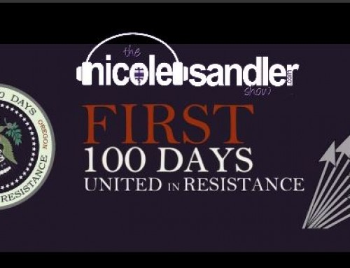 4-26-17 Nicole Sandler Show – 100 Days of Resistance with John Nichols