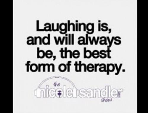 4-11-17 Nicole Sandler Show – You Gotta Laugh (yes, with @GottaLaff)