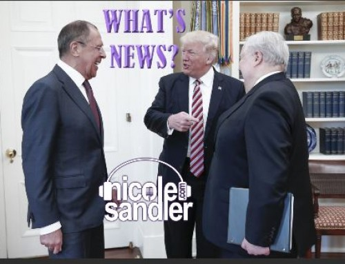 5-16-17 What's News? – The Trump Leaks Classified Info Edition