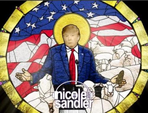 5-24-17 Nicole Sandler Show – Peace, Politics & Religion with Frank Schaeffer