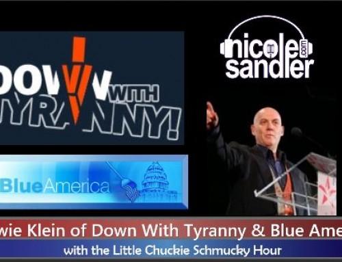 5-25-17 Nicole Sandler Show – Thursdays with Howie Klein