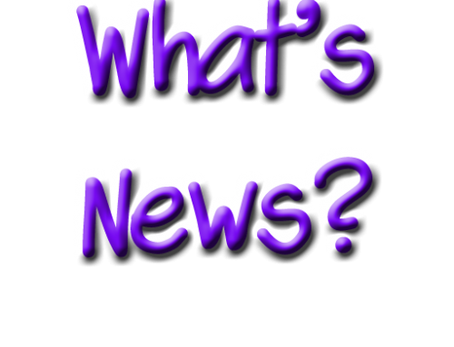 5-19-17 What's News?