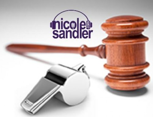 7-12-17 Nicole Sandler Show – Whistleblowers Rights and Bernie Sanders Too!