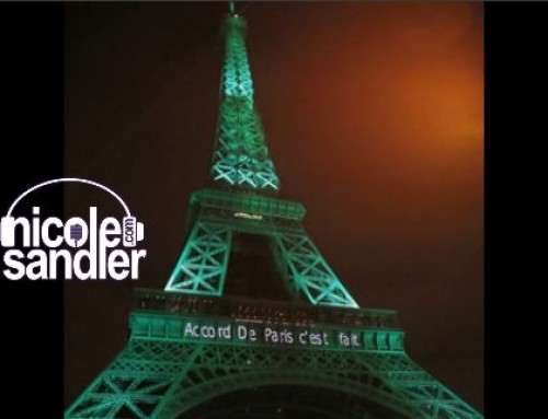7-13-17 Nicole Sandler Show – Trump in Paris and Wealthcare 3.0
