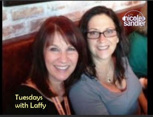 Nicole Sandler Show – Back from Vacation for Tuesday with @GottaLaff