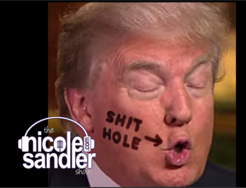 1-12-18 Nicole Sandler Show – Shithole Nation and Greg Palast Too