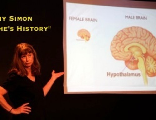 3-9-18 Nicole Sandler Show – She's History with Amy Simon