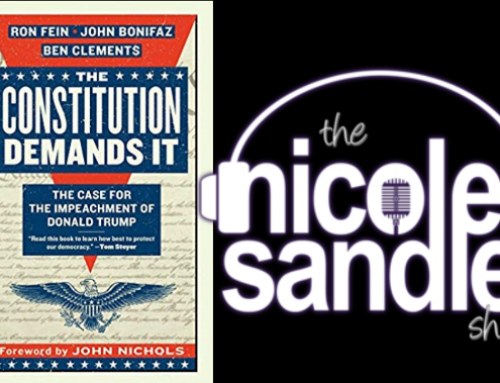 8-17-18 Nicole Sandler Show -The Case for the Impeachment of Donald Trump with Ron Fein