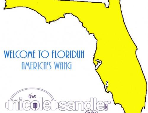 12-7-18 Nicole Sandler Show -Oy FloriDUH with Deborah Newell Tornello