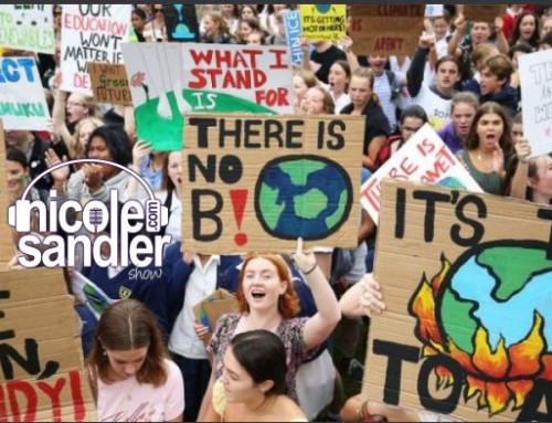 9-18-19 Nicole Sandler Show – Climate Week is Here and Bibi May Be Out