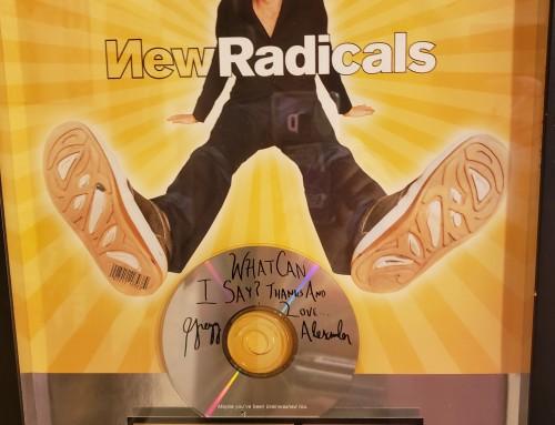Gregg Alexander (New Radicals)