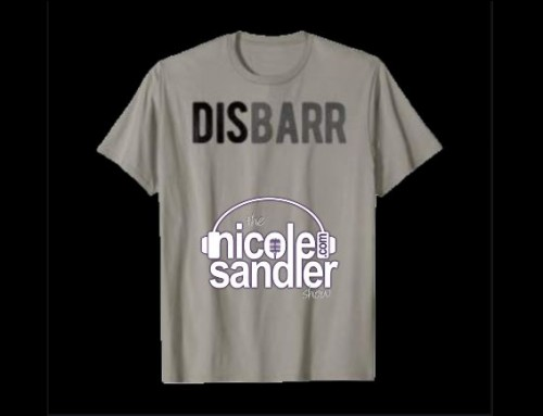 2-19-20 Nicole Sandler Show – DisBarr with Lisa Graves
