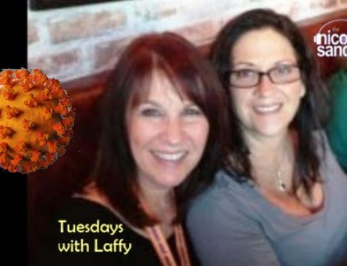3-24-20 Nicole Sandler Show – Social Distancing Tuesday with GottaLaff