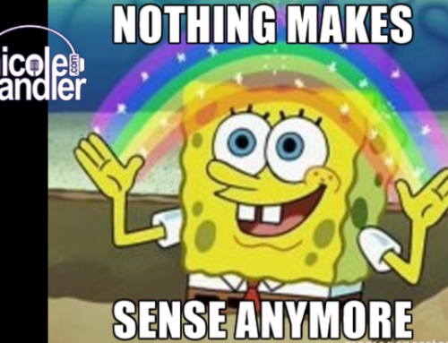 8-16-16 Nicole Sandler Show – Nothing Makes Sense