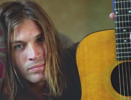 Evan Dando of The Lemonheads