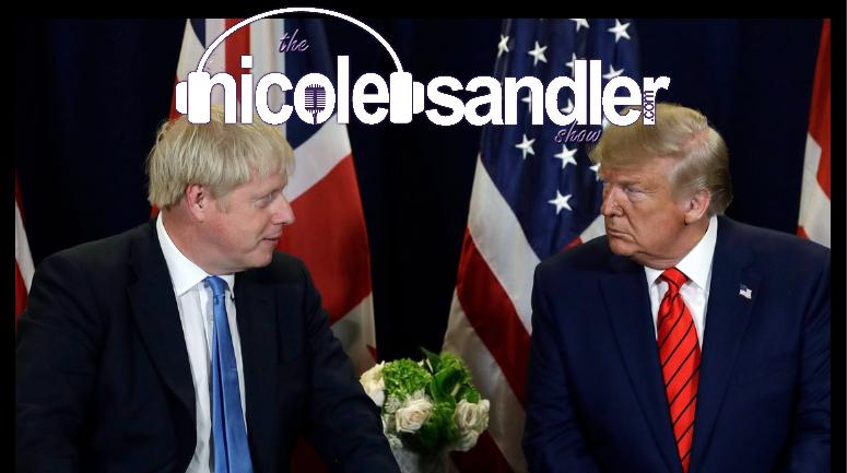 2-12-20 Nicole Sandler Show – Bernie Wins NH and Brexit Happens