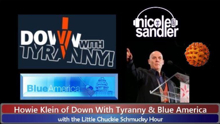 4-2-20 Nicole Sandler Show – Shut-In Thursday with Howie Klein