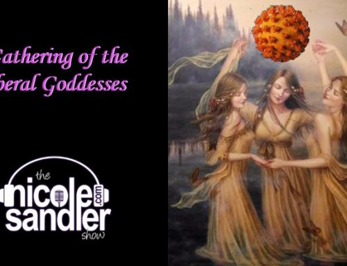 4-28-20 Nicole Sandler Show – Another Gathering of the Gliberal Goddesses @GottaLaff and @ShesHistoryAmy