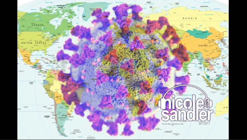 4-3-20 Nicole Sandler Show – It's a Small Coronavirus World