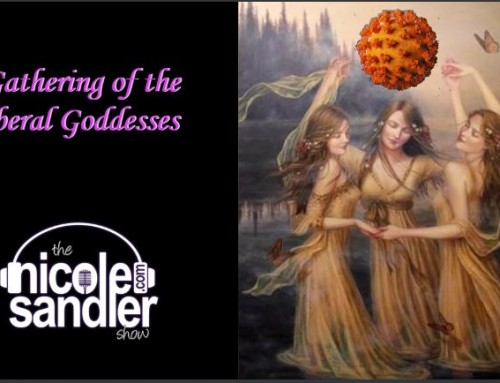 5-26-20 Nicole Sandler Show – Another Tuesday in Lockdown with Gliberal Goddesses @GottaLaff and @ShesHistoryAmy