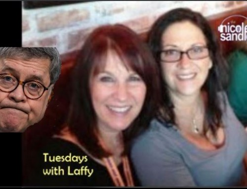 7-28-20 Nicole Sandler Show – Tuesday with Billy Barr and @GottaLaff Too