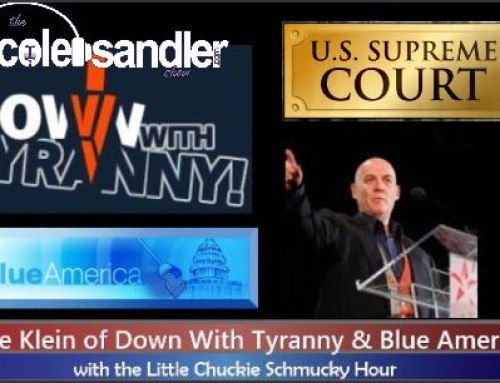 7-9-20 Nicole Sandler Show – Thursday with SCOTUS Decisions & Howie Klein Too