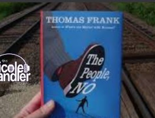 8-12-20 Nicole Sandler Show – Listen Liberals, Thomas Frank is Back!
