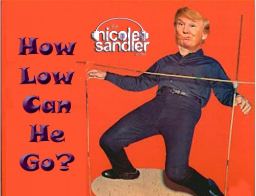 9-14-20 Nicole Sandler Show – How Low Can Trump Go? with Marcy Wheeler