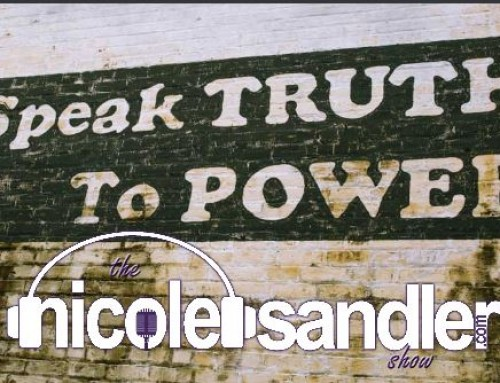 9-18-20 Nicole Sandler Show – Speaking Truth to Power with Lisa Graves