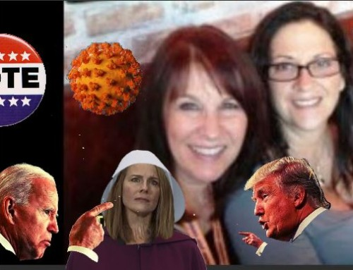 10-27-20 Nicole Sandler Show – The Last Tuesday with @GottaLaff Before Election Day
