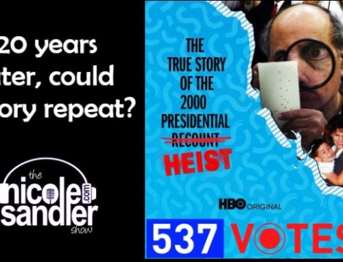 10-30-20 Nicole Sandler Show – 537 Votes, 20 Years Later with Billy Corben
